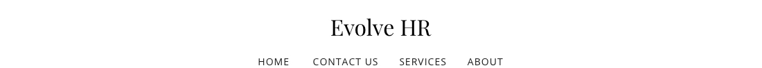 Evolve HR Business Consultants